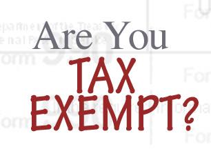 TaxFreeExempt