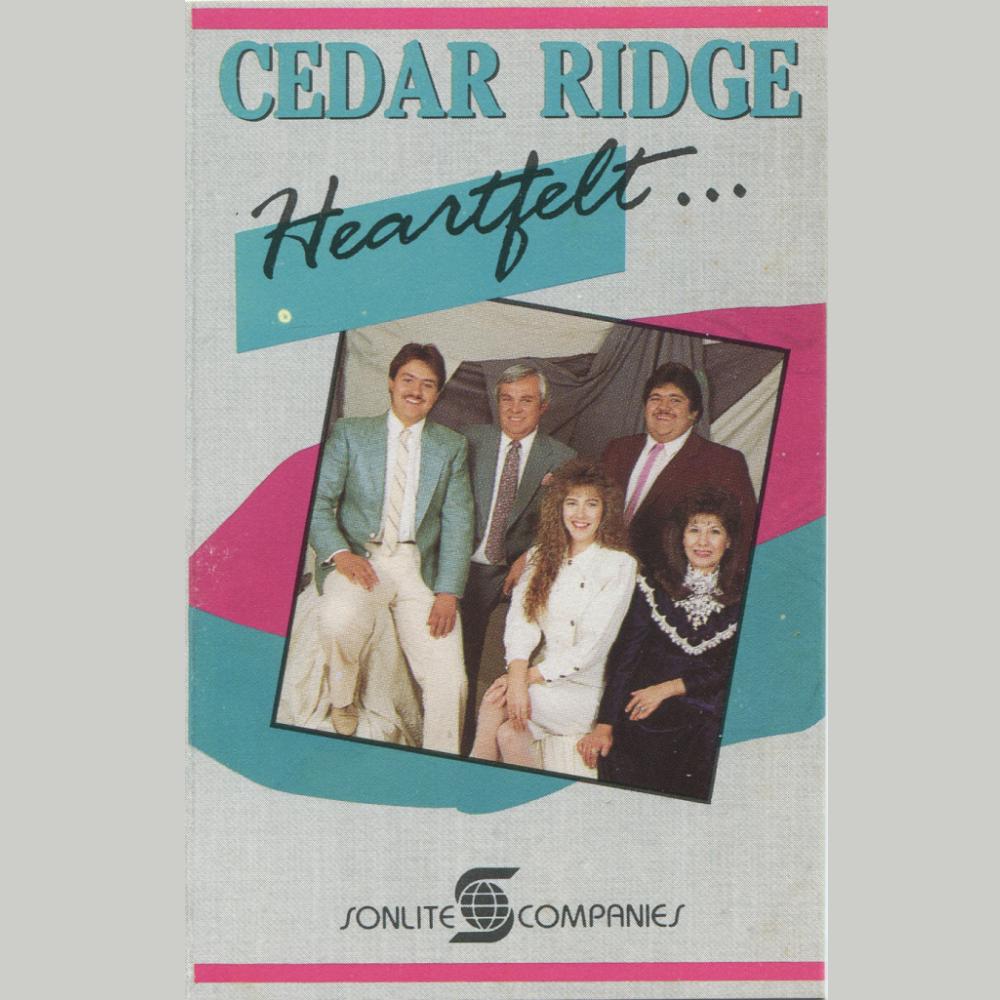 Cedar Ridge Southern Gospel Views From The Back Row
